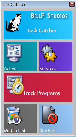 Task Catcher Sneak Preview
