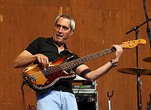 Bass Player Chris Peck