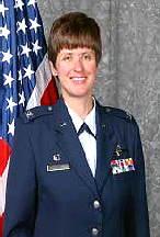Grand Marshal, Colonel Karen Love