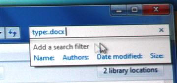 Find your documents easier