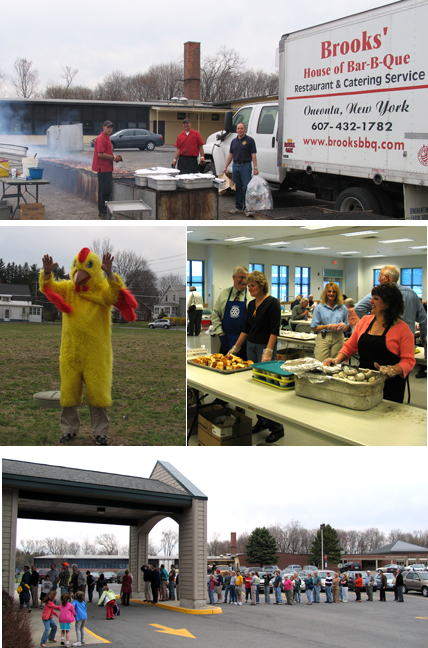 Scotia Rotary Barbecue