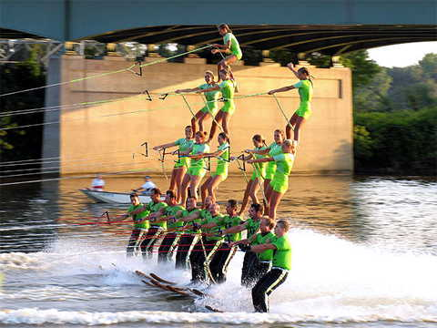 U.S. Water Ski Show Team