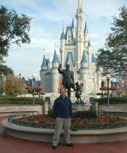 BillP at Walt Disney World